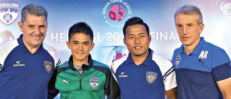 Bengaluru FC eye ISL glory on debut, face Chennaiyin