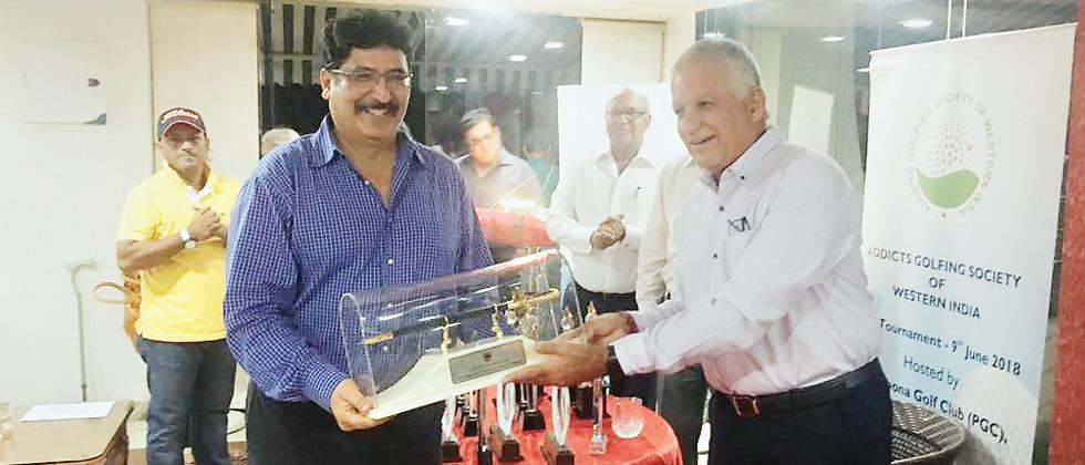 Ikram wins Sword of Regalia trophy