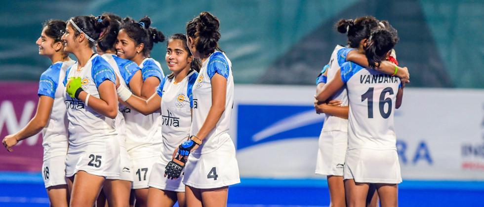 Gurjit's goal takes India into Women's hockey final