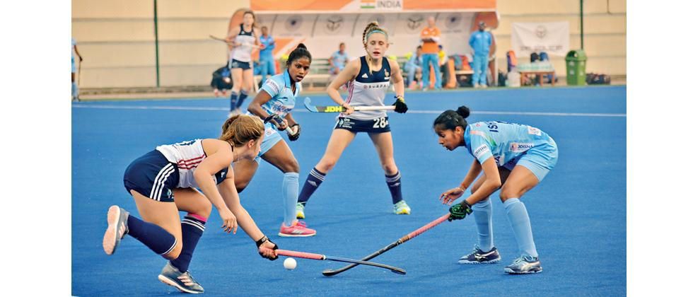 India 'A' beat France 'A' 2-0 in third match