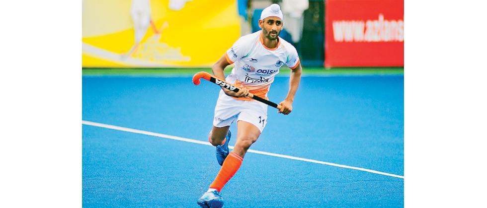 Korea hold Indian Men's Hockey Team to 1-1 draw