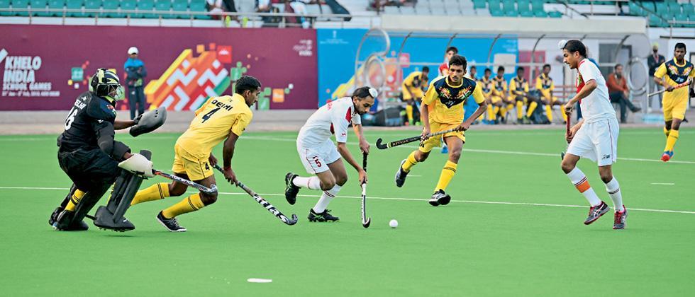 Odisha and Chandigarh record big wins in hockey
