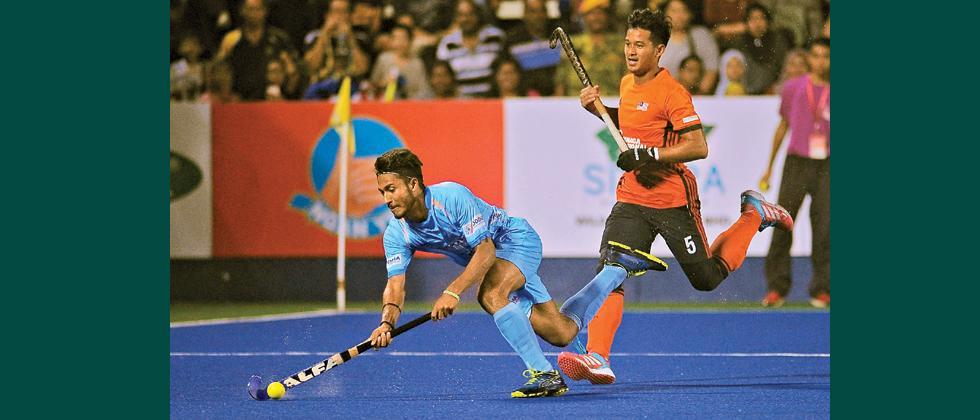 Upbeat Indian men beat hosts Malaysia 4-2 to join Korea atop