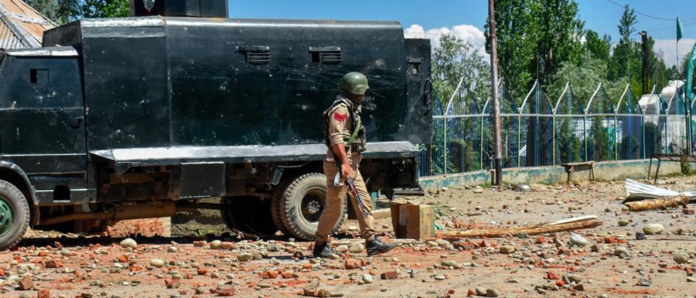 3 LeT militants gunned down in JK