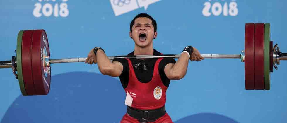 Mizo weightlifting sensation claims India's first Youth Olympics gold