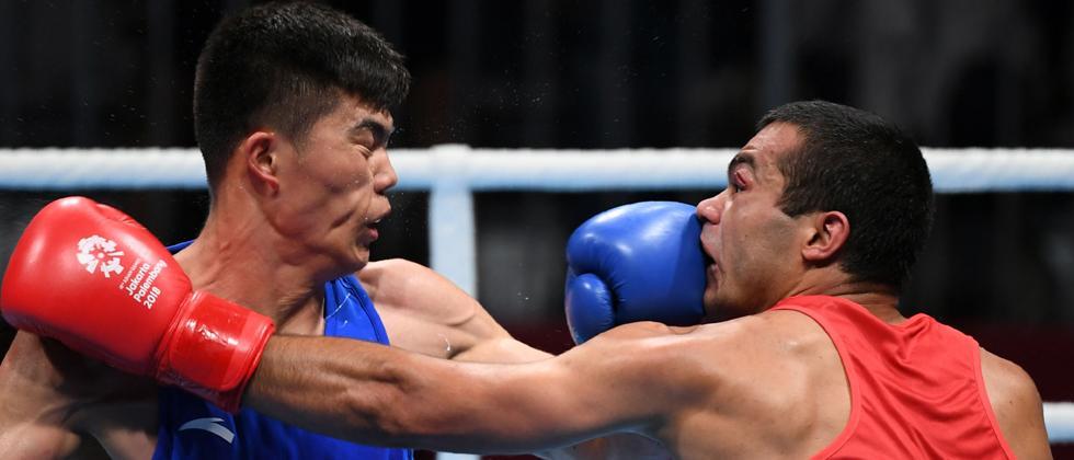 Krishan ensures third-straight Asian Games medal