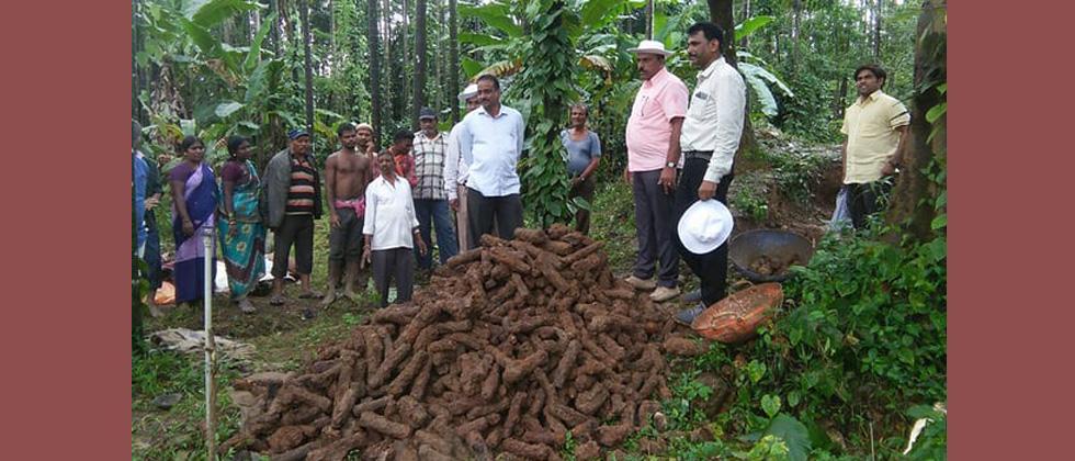 1,000 'war rockets' of Tipu found in Karnataka fort