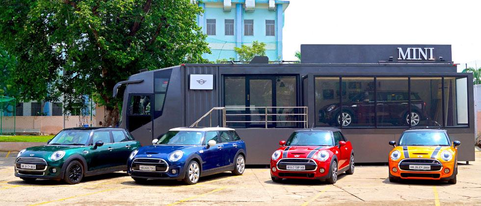 MINI India introduces MINI on Tour