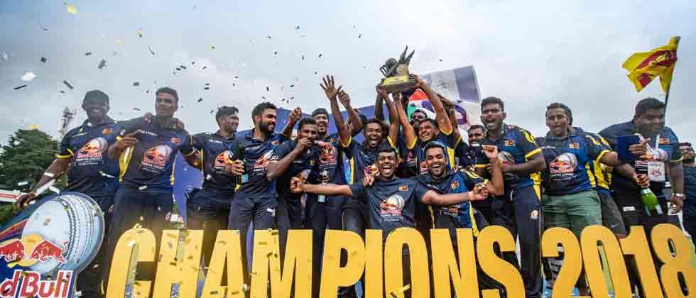 MMCC, Pune go down to Lankan School in Red Bull cricket final