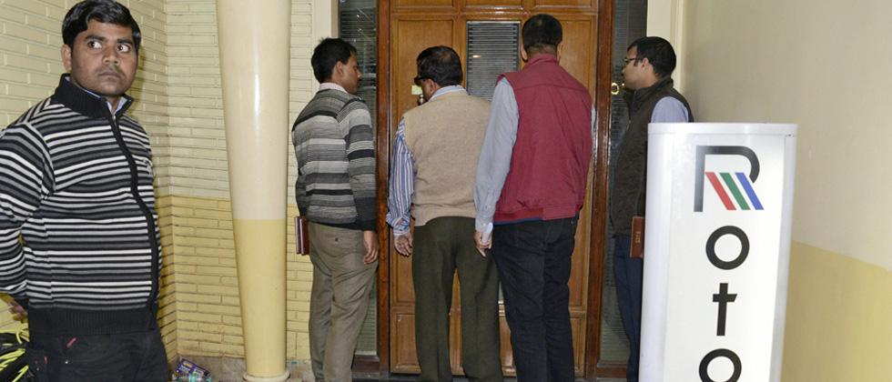 CBI raids on Rotomacs Kanpur premises continue