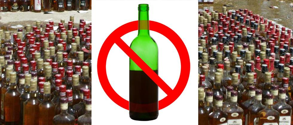 'Liquor should not be used to influence voters'