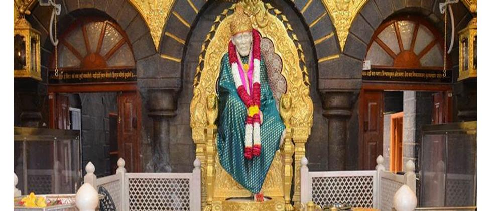 Saibaba temple gets Rs 14.54 cr donation in 11 days