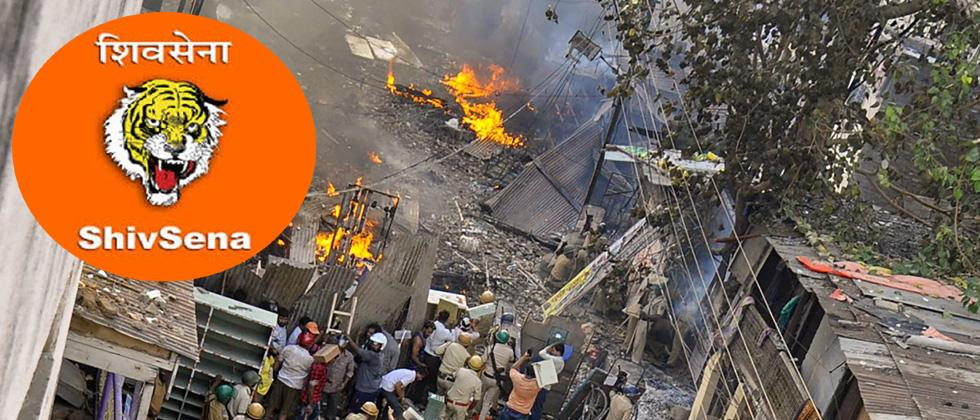 Aurangabad clashes pre-planned; failure of state Home deptt: Sena