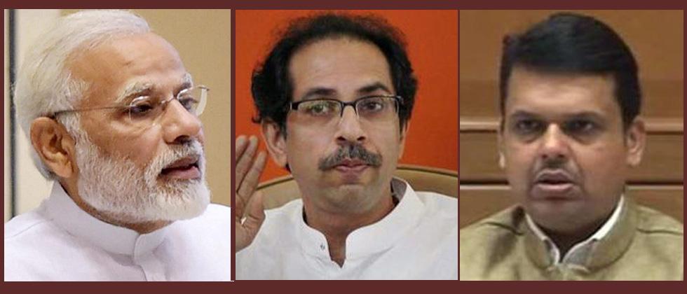 "Sena scoffs at Maoist plot to target Modi, dubs it ""laughable"""