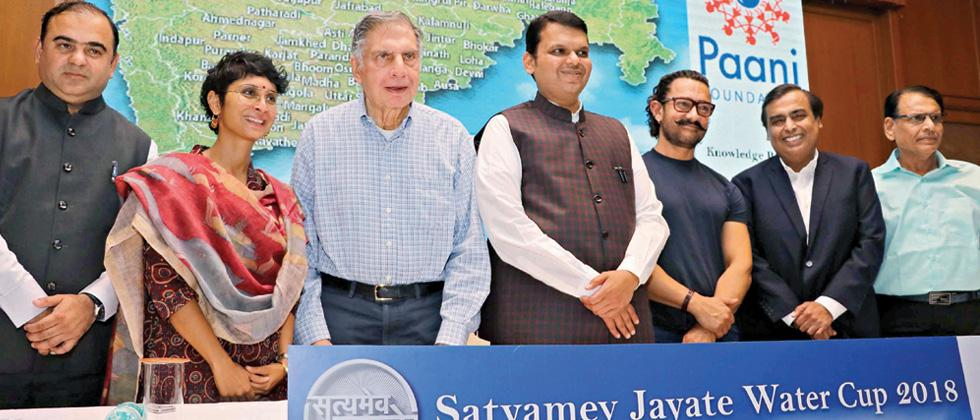 3rd edition of Satyamev Jayate Water Cup announced