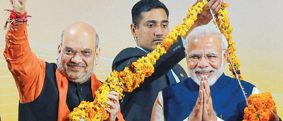 Nationalism, Hindutva & war on corruption, will define Modi's politics until 2019