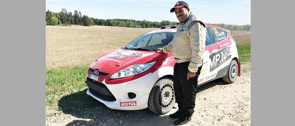 Champion Indians to take part in Rally Talsi