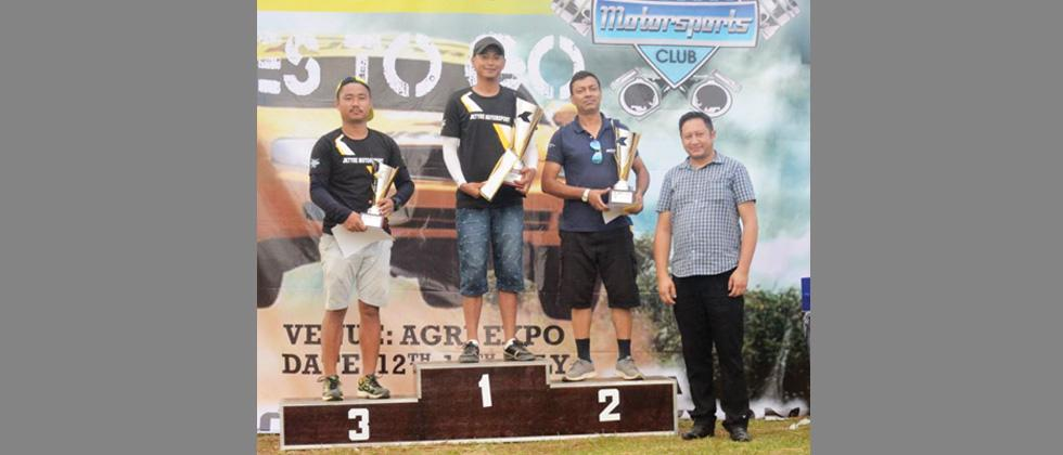 Double for Babit, 3 podiums for Sandeep