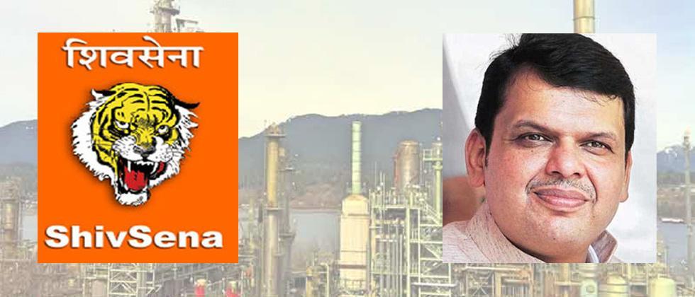 Sena min, CM talk in different voices over Nanar Refinery proj