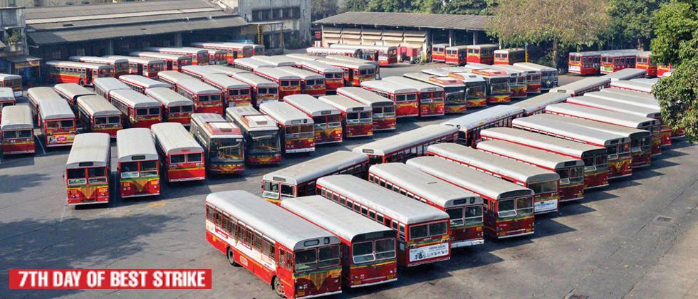 Strike cripples Mumbai