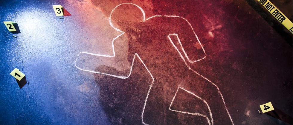Man bludgeoned to death on footpath