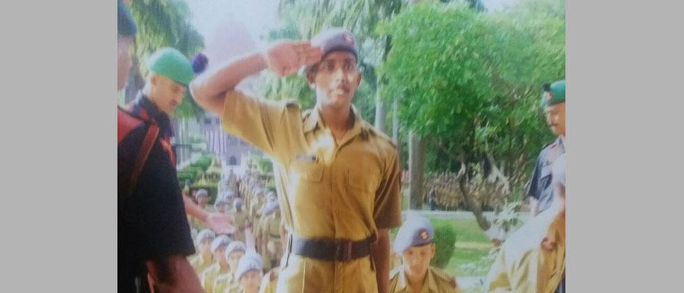 Deceased NDA cadets father suspects foul play