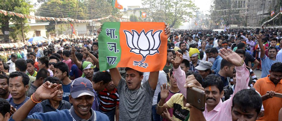 BJP, ally confident of forming govt in Nagaland
