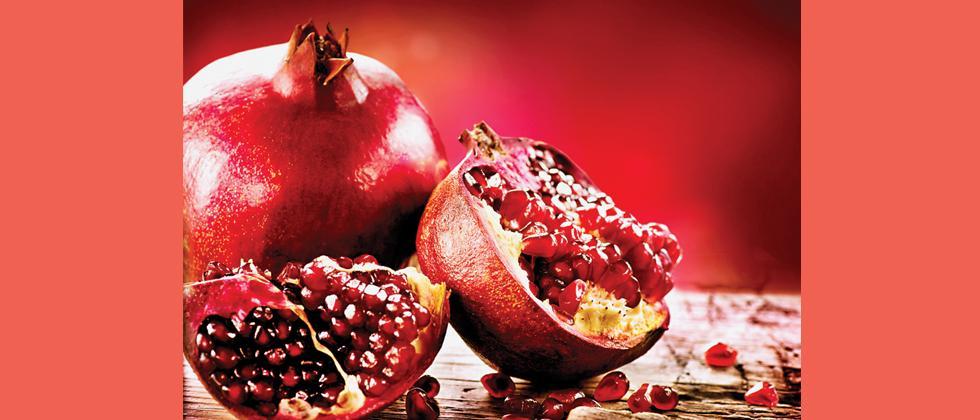 Pomegranate e-nam auction starts