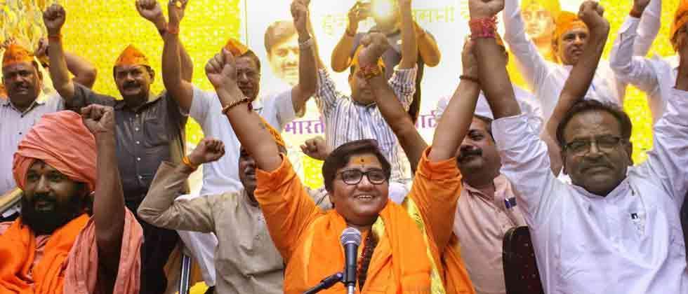 Pragya's remarks on Karkare insulting