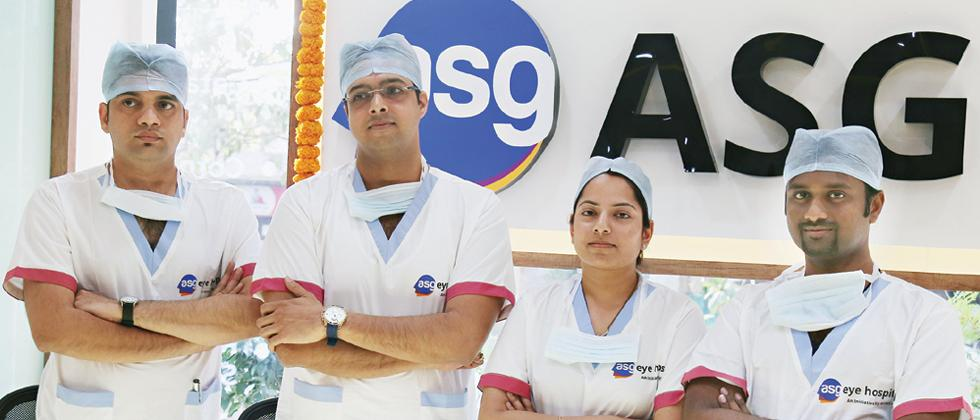 ASG Eye Hospital opens in Pune