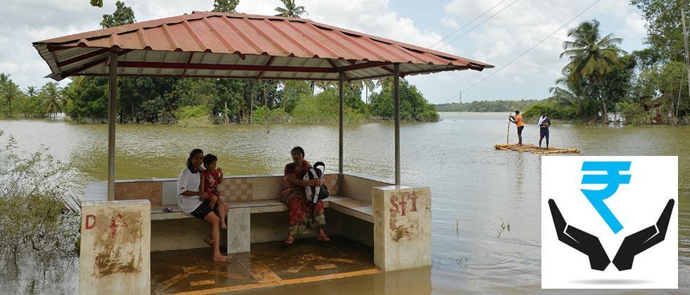 CREDAI Maha Women's Wing donates Rs 5L to flood-hit Kerala
