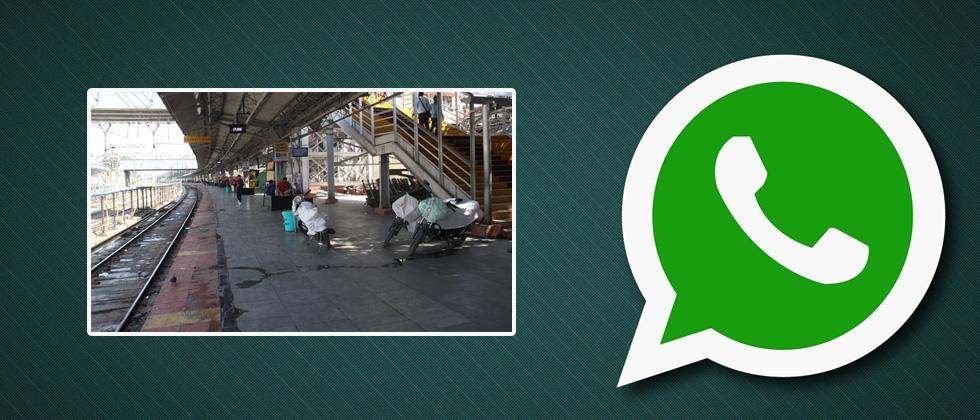 CR creates WhatsApp no. to monitor cleanliness