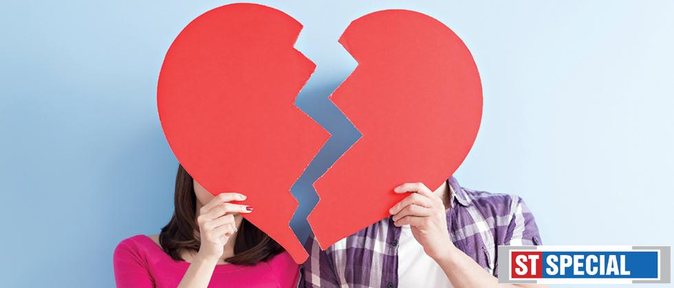 Couples likely to split over psoriasis