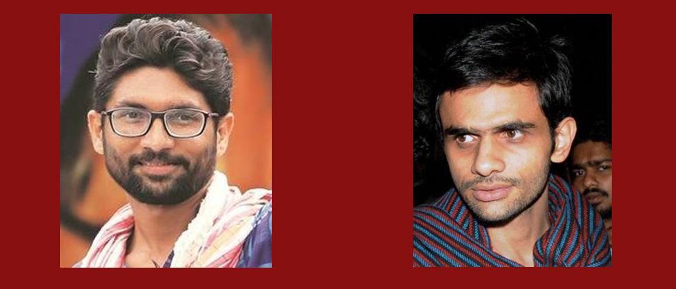 Pune police registers FIR against Jignesh Mewani, Umar Khalid for provocative speech
