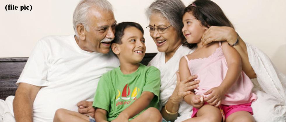 'Grandparents not babysitters'