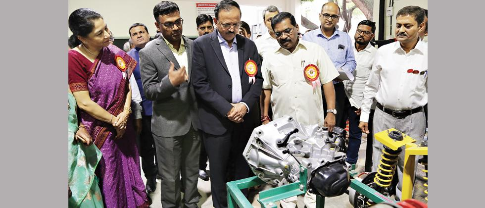 Industrial Training Institute takes off in Camp