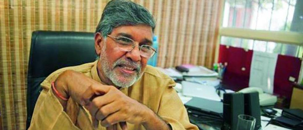 Satyarthi's Bharat Yatra arrives
