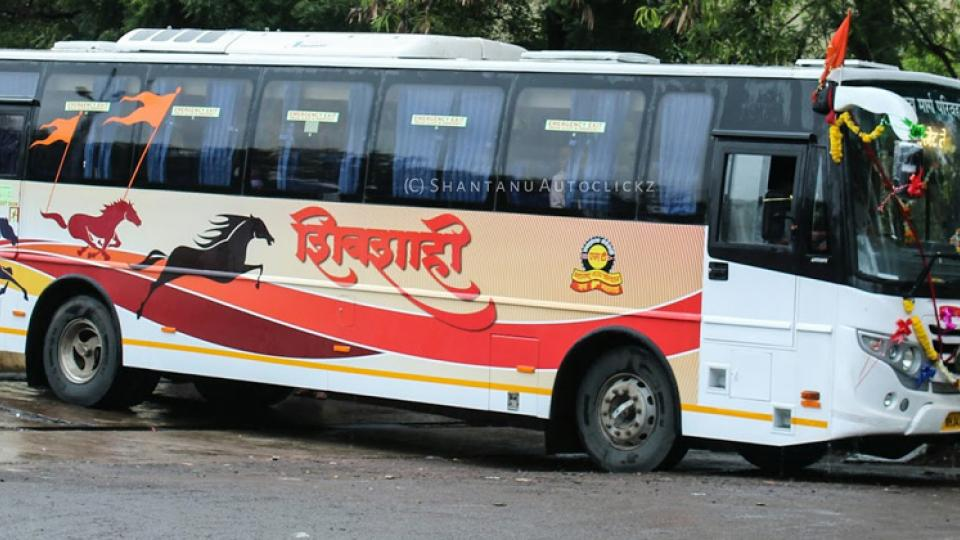 MSRTC to introduce seat belts in Shivshahi buses