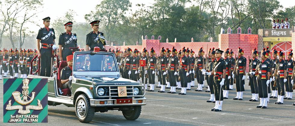 1 Maratha Light Infantry celebrates 250 years of glory