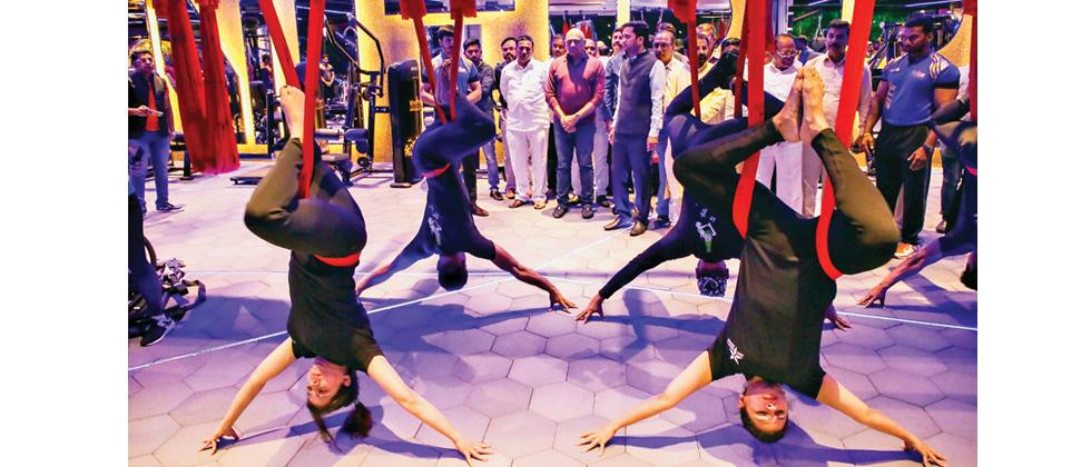 Nitrro Wellness & Fitness Hub takes off at Kalyani Nagar