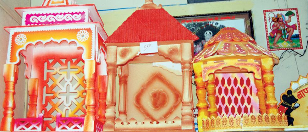 No thermocol decoration for Ganesh festival this year