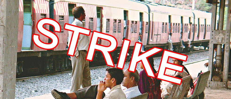 Rly contractors may strike on August 20