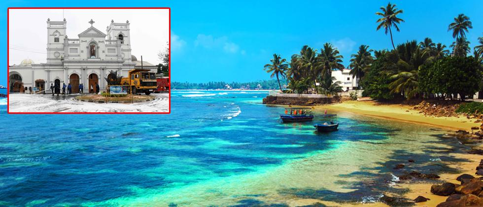 Sri Lanka bookings from Pune hit by the Easter bombings