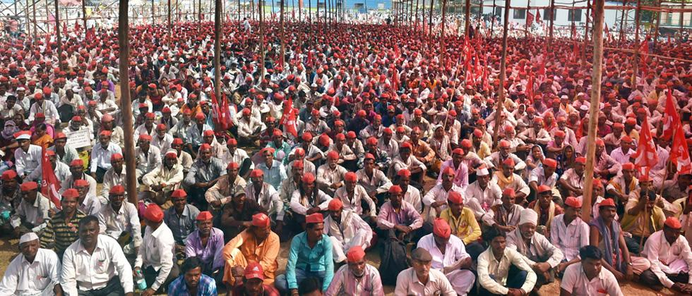 Success of farmers' march doubtful despite assurances