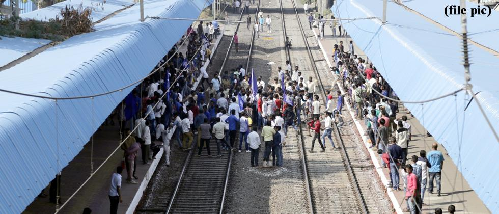 Team formed to monitor railway tracks
