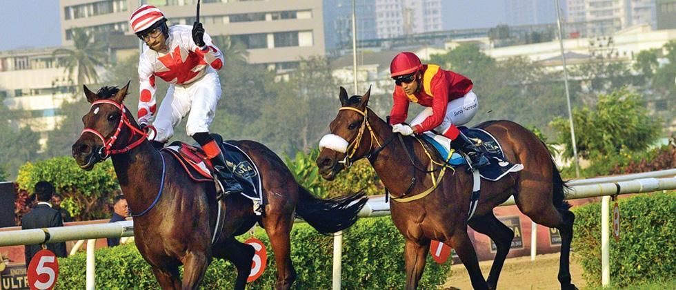 Rochester claims Indian Derby