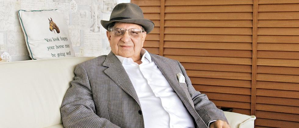 Racing community to felicitate Dr Cyrus Poonawalla today