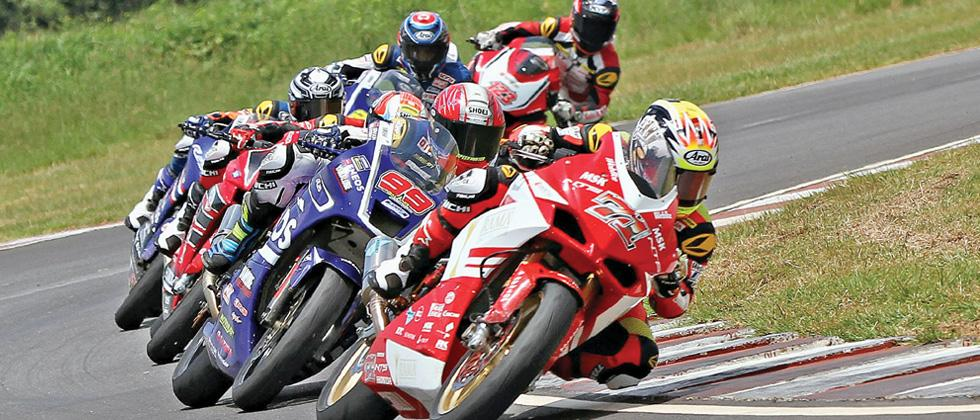 Honda riders Sethu, Shetty gear up for Rd 4
