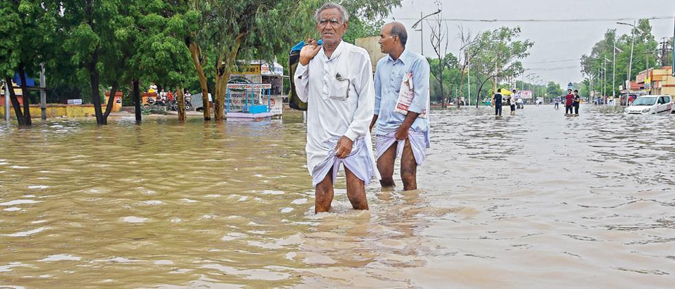 Rajasthan receives excessive rains in Monsoon season so far