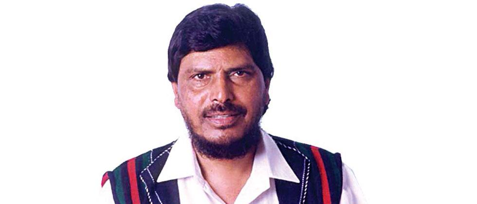 Spirit of soldiers should be highlighted through memorial: Ramdas Athawale
